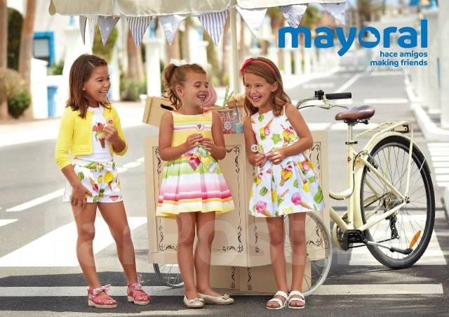 Испанский трикотаж Mayoral. Новая летняя коллекция. Скидки до 20%.