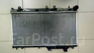 Радиатор охлаждения двигателя. Subaru Legacy, BL5, BP5 Subaru Impreza, GE2, GE3, GH2, GH3 Двигатели: EJ203, EJ204, EJ154