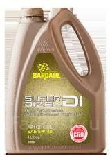 Bardahl. Вязкость 5W-40, синтетическое