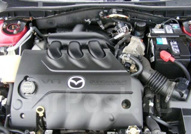 Купить контрактный двигатель Mazda MZI AJ-V6  Отправка во