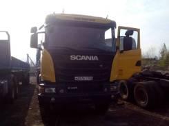 Scania G440CA. Грузовой тягач седельный 6x6EHZ, 2 000 куб. см., 1 000 кг.