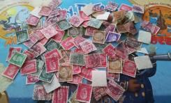 Более 70 почтовых марок военной Германии. 1933-1944 г. Есть нечастые!