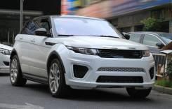 Обвес кузова аэродинамический. Land Rover Range Rover Evoque, L538. Под заказ