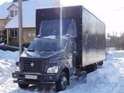 ГАЗ ГАЗон Next. Газон некст(next) борт- штора -7,5м. V-57кубов, 4 800 куб. см., 5 000, 4 800куб. см., 5 000кг., 4x2