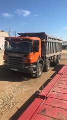 Scania. Забайкальск, 13 000 куб. см., 30 000 кг.