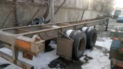 Kelberg. Полуприцеп-контейнеровоз 20 фут. производство Россия, 39 000 кг.