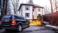 Продается просторный монолитный дом площадью 577 м2. Дер. Спасские Выселки, р-н Ленинский, площадь дома 577 кв.м., от агентства недвижимости (посредн...