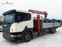 Scania P340LB. 4X2HLB, 10 640 куб. см., 6 850 кг., 10 м.