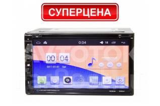 Универсальная 2DIN (178x100) магнитола Android 7.1.1 F6063A. Под заказ