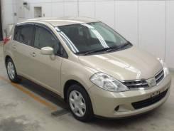 Nissan Tiida. C11, HR16DE