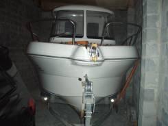 Quicksilver. Год: 2008 год, длина 5,50м., двигатель подвесной, 100,00л.с., бензин