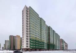 1-комнатная, улица Шувалова 23. частное лицо, 34 кв.м.