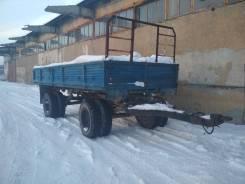 Сзап. Продается бортовой прицеп СЗАП 34930 2001г. в., 11 000 кг.