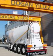 Dogan Yildiz. Цементовоз 30 м3. Под заказ