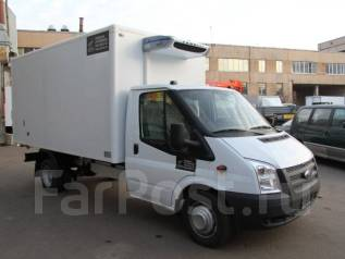 Ford Transit. автомобиль (фургон-рефрижератор) АФ-3720АА 7999, 2 200 куб. см., 990 кг.