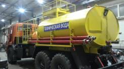Камаз 43118-46. Установка для кислотной обработки скважин СИН-32 на шасси Камаз 43118, 11 760 куб. см., 7,00куб. м.