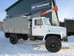ГАЗ-33081. Бурильно-крановая машина бкм-317 газ-33081, 4 750 куб. см., 2 000 кг.