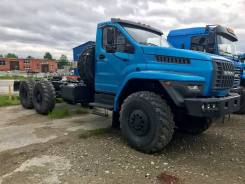 Урал 4320. Шасси Урал-Next 4320-6952-72Г38, 6 650 куб. см., 12 500 кг.