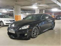 Lexus IS F. автомат, задний, 5.0 (423л.с.), бензин, 117тыс. км