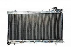 Радиатор охлаждения двигателя. Subaru Forester, SF9 Subaru Impreza, GC1, GC2, GC4, GC6, GC8, GC8LD, GF1, GF2, GF3, GF4, GF5, GF6, GF8, GF8LD, GFA Двиг...