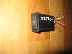 Кнопка включения противотуманных фар. Toyota Avensis, ZZT250 Двигатель 3ZZFE