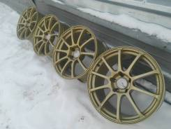 Advan Racing RS. 8.0/9.0x17, 5x114.30, ET37/35, ЦО 73,0 мм.