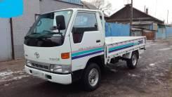 Toyota Hiace. 4WD, борт 1,5, 2 800 куб. см., 1 500 кг.