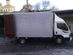 Грузовик фургон 3 тонны: переезды, перевозки город, край, регион