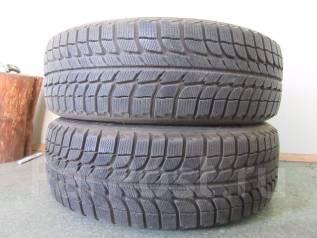 Michelin X-Ice. Зимние, без шипов, 2005 год, 10%, 2 шт