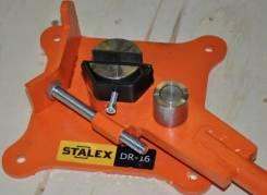 Станок для гибки арматуры ручной Stalex DR16 (Арматурогиб, 16 мм)