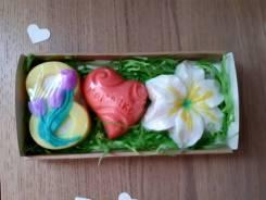 Набор мыла для мамы на 8 марта. Под заказ