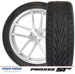 Toyo Proxes ST III. Летние, 2017 год, без износа, 4 шт
