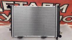 Радиатор охлаждения двигателя. Mercedes-Benz E-Class, S124, W124 Двигатель OM601