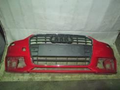 Бампер. Audi A1, 8XF, 8XK Двигатели: BSE, BSF, CAVG, CAXA, CAYB, CAYC, CBZA, CCSA, CDLH, CFHD, CHZB, CHZE, CNVA, CPTA, CTHG, CUSB, CWZA, CXMA, CZCA, C...