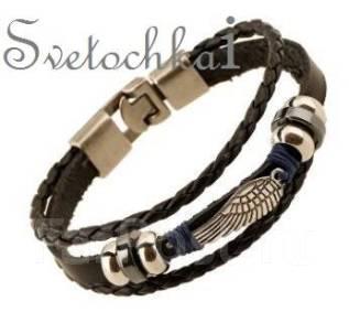 От SvetochkaI - Мужские браслеты. Акция длится до, 1 января