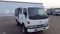 Toyota ToyoAce. , 3 000 куб. см., 1 000 кг.