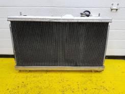 Радиатор охлаждения двигателя. Subaru Legacy, BE5, BH5 Двигатель EJ20