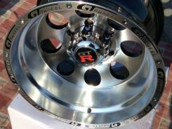 GTR. 10.0x15, 6x139.70, ET-44, ЦО 110,0мм.