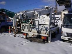Aichi. Автобуровая бурильно крановая буровая установка Аичи Д706, 6 000 куб. см., 4 000 кг.