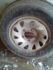 Продам колеса на Suzuki Jimni. x15 5x139.70 ET0 ЦО 80,0мм.
