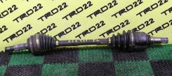Привод, полуось. Toyota Corolla Verso, ZZE121 Toyota Corolla, ZZE120, ZZE120L, ZZE121, ZZE121L Двигатели: 3ZZFE, 4ZZFE