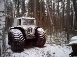 Косолапый, 2016. Снегоболотоход косолапый, 2 000куб. см., 2 000кг.