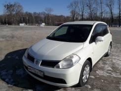 Nissan Tiida. автомат, 4wd, 1.5 (109 л.с.), бензин, 180 000 тыс. км
