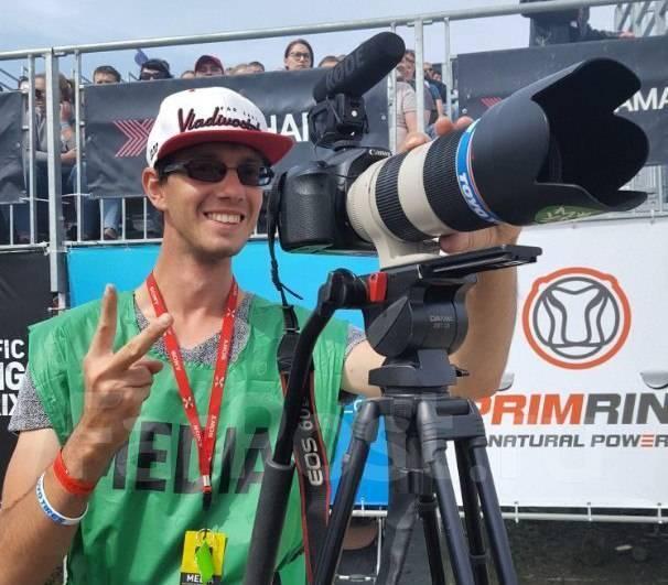 Видеосъемка , видеооператор