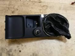 Кожух ручки переключения трансмиссии. Toyota Altezza, SXE10 Двигатель 3SGE