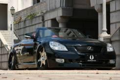 Обвес кузова аэродинамический. Toyota Soarer Lexus SC430, UZZ40 Двигатель 3UZFE. Под заказ