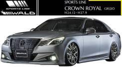 Обвес кузова аэродинамический. Toyota Crown, GRS210. Под заказ