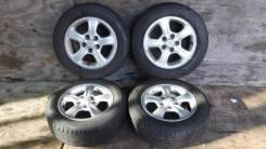 """Колеса R15 с Nissan Avenir. 6.0x15"""" 5x114.30 ET45 ЦО 60,0мм."""