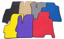 Ковры салонные 1 и 2 ряд Mazda Premacy (2005 - 2010) Ivitex Nanoauto EVA модельные коврики нано ячейка штатные От производителя ковры