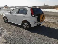 Чехол для запасного колеса. Daihatsu Terios Kid